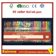 30 Colors Gel Ink Pen