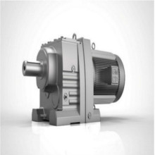 R Series Speed ​​Reducer Geared Motor Untuk Conveyor