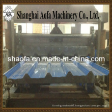 Trapezoidal Roofing Sheet Cold Roll Forming Machine (AF-R1000)