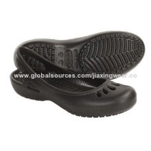 Comfortable women's crock shoes, OEM orders are welcome