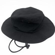 China Promotion Micro Fibre Boonie Fishing Custom Bucket Men Safari Summer Sun Shade Cowboy Hat