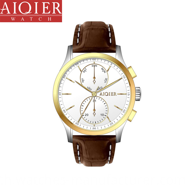 Classic Casual Quartz Wrist Watch
