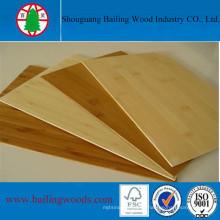 Melhor madeira compensada da fantasia do núcleo da folhosa do preço de 15mm