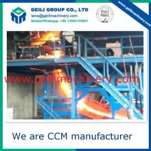 Machine de moulage de métaux à faible investissement