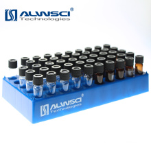 China Supplier 50 Position Vial Rack for Autosampler vials