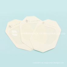 CE FDA ISO Steril High Absorbent Transparent 10cmx15cm PU Wound Dressing Gips