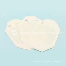 CE FDA ISO Stérile Haute Absorbant Transparent 10cmx15cm Vinaigrette En Forme De Plâtre