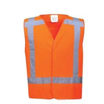 Royal Blue Safety Incident Command Vest Meet En471