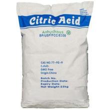 Ácido cítrico anidro