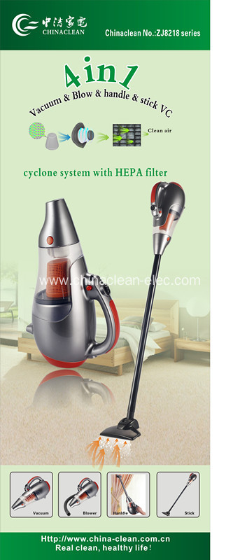 4 in 1 new vacuum cleaner