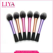 Neue weichen Kabuki Gesichtspflege runden Foundation Puderpinsel Makeup