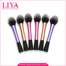 New Soft Kabuki Facial Care Round Foundation Powder Makeup Brush