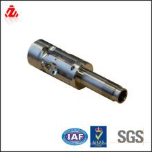 Alta precisão inox CNC Turned peças de metal