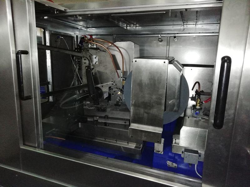 Bearing ring raceway machining