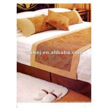 250TC белый 6 шт набор постельных принадлежностей для гостиницы 5 звезд