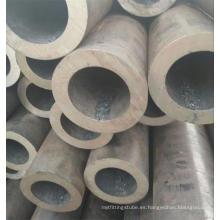 Aisi 4130 tubo de acero de aleación sin costura / precio del tubo por kg