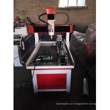600X900mm Mini gravador CNC para Alumnium Copper Latão Madeira Pedra