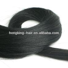 высокое качество Оптовая продажа девственница дважды обращается человеческих волос расширения