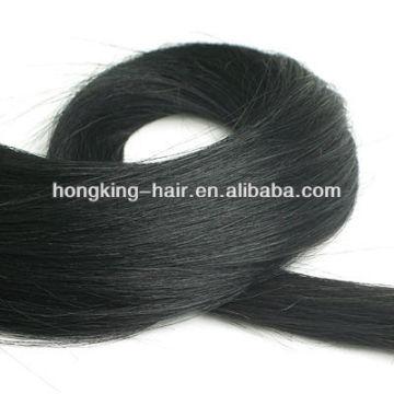 Haute qualité en gros vierge vierge double extension de cheveux