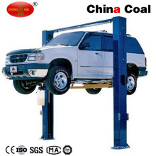 Factory Price 1800mm Lifting Height Ground Two Post Car Lift