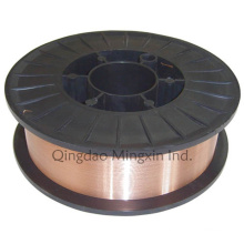 CO2 Gas Shielded Copper Coated Welding Wire