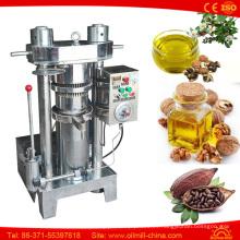 Máquina del aceite de la grasa animal del coco de la almendra del té del café de la calabaza de la linaza