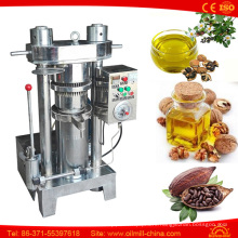 Linseed Pumpkin Coffee Tea Almond Coconut Animal Fat Oil Machine