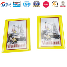 Rectangle Shaped 11X8cm Tin Sign for Decoration Jy-Wd-2016010901