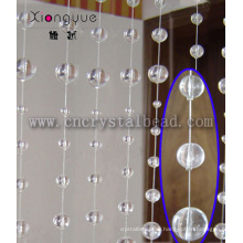 Домашний декор привлекательный Оптовая стекла кристалл бусина занавес