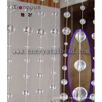 Home Decor Attractive Wholesale Glass Crystal Bead Curtain
