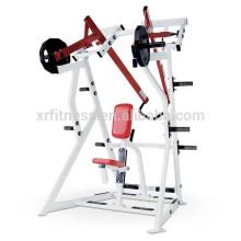 Equipo de gimnasia / fuerza de martillo / fila iso lateral DY