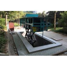 Underground Elevating Garbage Compression Station (LSY-6) 6m3
