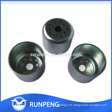 Aluminum Stamping Parts With Powder Coating