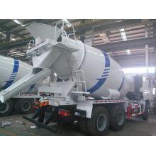 SHACMAN mezcladoras de hormigón portátil para la venta
