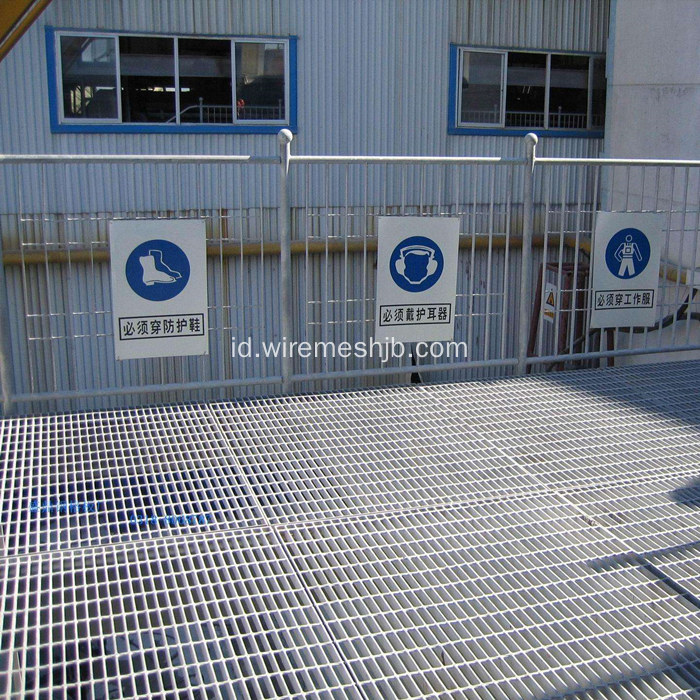 Galvanzied Steel Grating For Platform Walkway