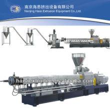 HS PP/PE/пом/ПВХ/PET TSE-95 совместно вращающиеся пластиковые гранулятор