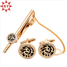 China Wholesale Rose Gold Tie Clip for Business Gifts