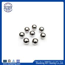 201 304 316 420 440 aço inoxidável precisão rolamento de esfera