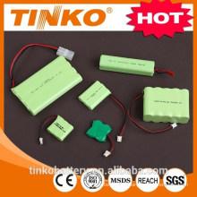 con 16years experiencia 3.6V 600mAh batería recargable níquel-metalhidruro como herramienta
