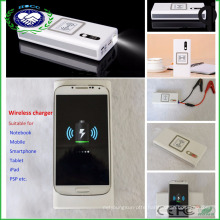 Portable Multi-Function Mobile Ultra Battery Power Bank Car Jump Starter with Wireless Charger Use