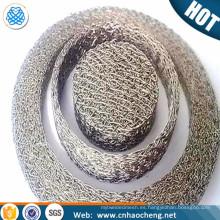 Filtro de agua de la malla de alambre del gas y del líquido 0.21mm / filtro de agua de la malla de alambre / malla de alambre estándar del acero inoxidable para el filtro