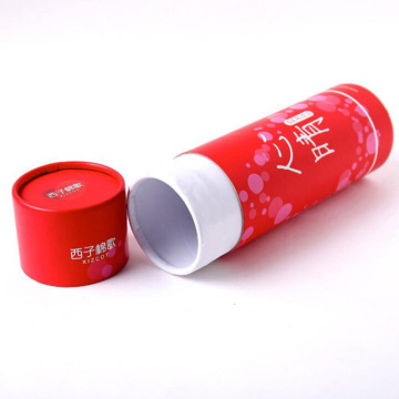 Rigid Paper Tube Packaging Box
