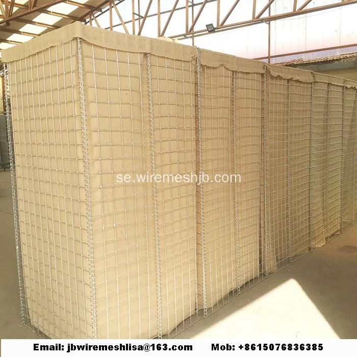 Hesco Bastion / Defensive Barriers / Hesco Barriers