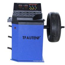TFAUTENF brand TF-630WB car tire wheel balancer for workshop