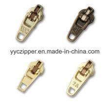 Yg Slider Brass Metal Zipper Slider