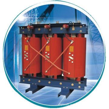 Трехфазный силовой трансформатор сухого типа