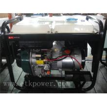6kw Diesel Generator Macht für Notfall mit