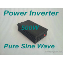 Pure Sine Wave DC to AC Power Inverter with USB Port