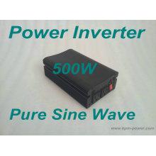 Чистая синусоидальная волна постоянного тока к инвертору переменного тока с портом USB