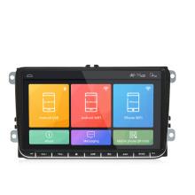 2Din Android Автомобильный радиоприемник для VW